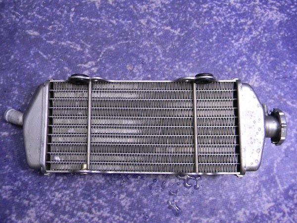 ktm Genuine  radiator 400 450 525 560