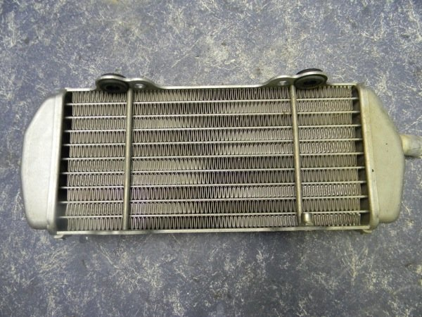 ktm rfs right radiator
