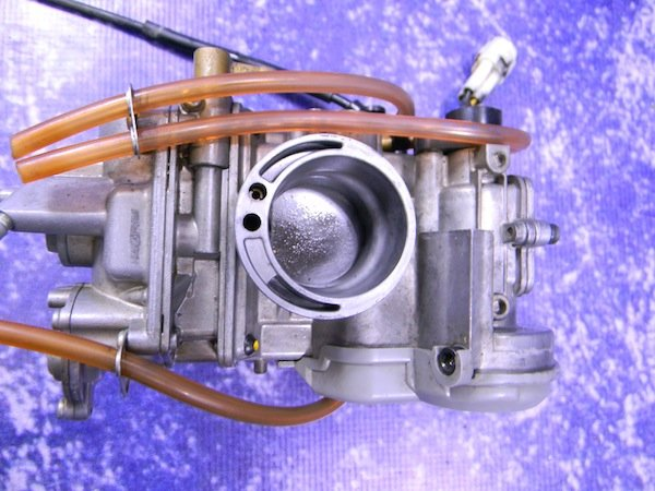 kxf 250 fcr 37mm carburetor