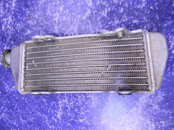 ktm two stroke radiator oem stock 98 99 00 01 02 03 04 05 06