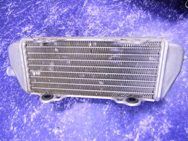 ktm 200 non fill side radiator