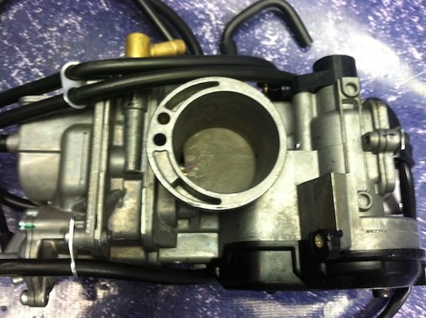 genuine crf 450r carb fcr 40 mm