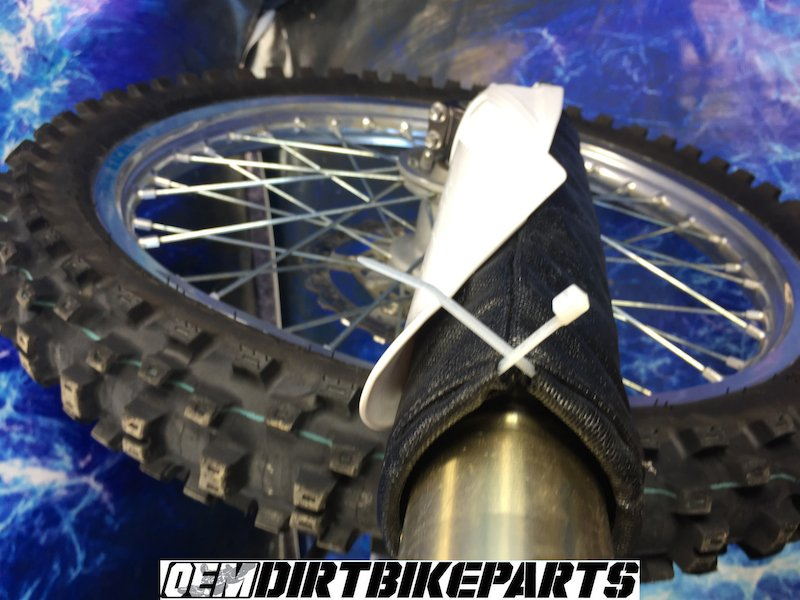 klx450r fork seal guard and saver kit