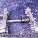 genuine Yamaha Triple Clamps For sale- Completely assembled