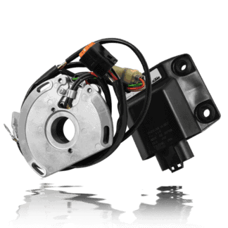 CDI Box Electrical Wiring