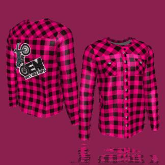 Flannel Jerseys