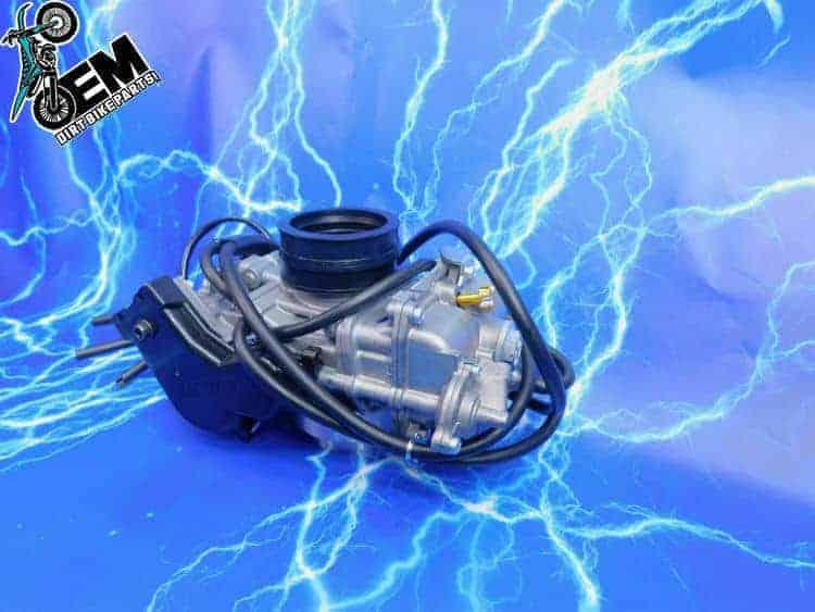 DRz400 Carburetor Upgrade Kit- Complete Keihin FCR MX 41mm Assembly