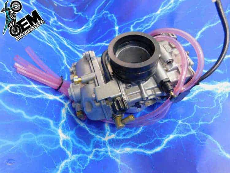 DRz400 Keihin FCR Upgrade Kit- Complete Carburetor Performance Mod 39mm  Assembly