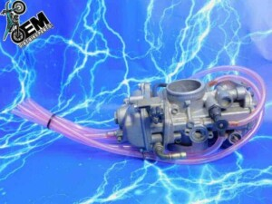 Yz250f Carburetor Complete Assembly Carb Genuine Keihin FCR MX 2003-2013