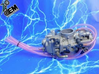 Yz250f Carburetor Complete Assembly Carb Genuine Keihin FCR MX 2003-2013