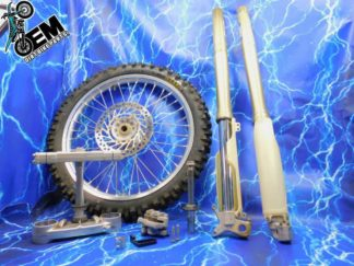 KX450f Front Fork Set Complete suspension SSF Spring 48mm