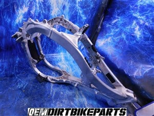 10 11 12 13 Yz 250 F Complete OEM Frame Body Chassis for sale