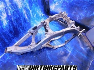 Yz 250 F Complete OEM Frame Body Chassis for sale
