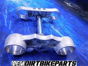 Complete KTM Triple Clamps Stem Upper Lower Kit 125 144 150 200 250 300 400 450 500 505 520 525 530 540 560 Xcf Sxf Xc Xcw sx Exc Mxc Xcrw Sxs