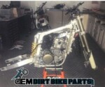 complete xr650 front end suspension upgrade for sale