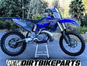 Yz250 restyle Kit From OEM Dirtbike parts