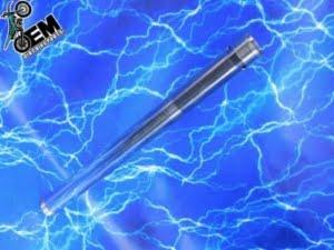 KTM 500 OEM Fork Tube Chrome 48mm Suspension Stock Lower Front Stanchion Genuine WP 2012-2018