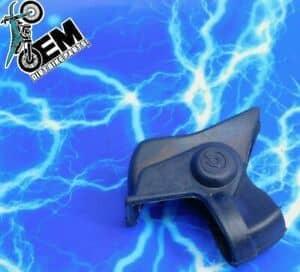 KTM 525 Brembo Front Brake Master Cylinder Cover Boot Control Perch Lever Reservoir OEM 2003-2007