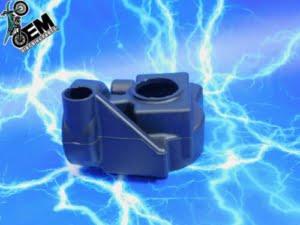 KX125 Throttle Case Cover Boot Grip Cap Rubber 1996-2005