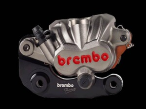 Dirt Bike Caliper Upgrade- Brembo