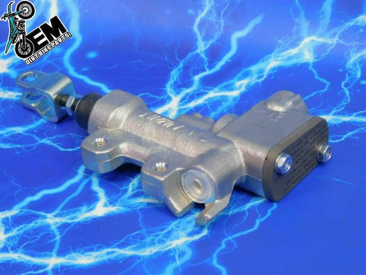 labwork Rear Brake Master Cylinder Pump Replacement for Kawasaki KX85 2001-2019